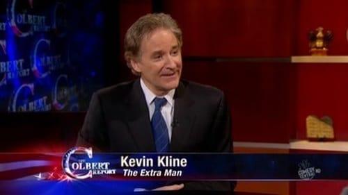 The Colbert Report 2010 Blueray: Season 6 – Episode Thomas S. Blanton, Kevin Kline