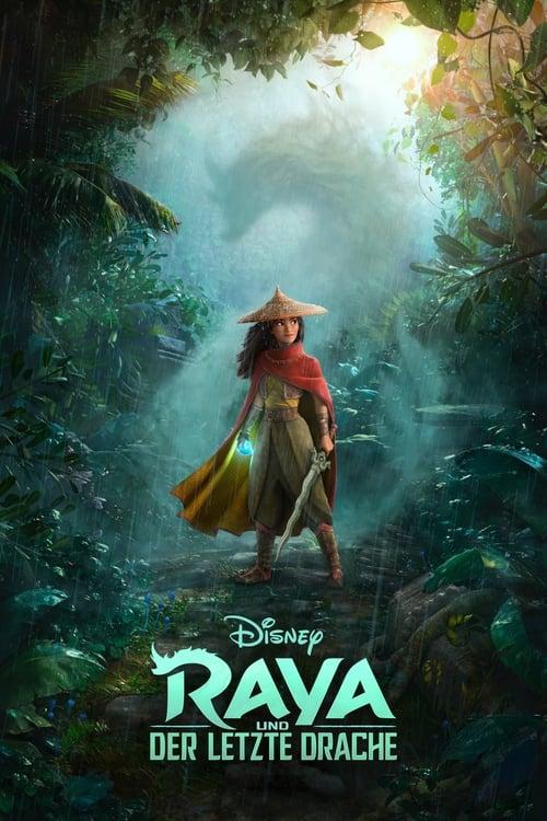 Raya und der letzte Drache - Animation / 2021 / ab 0 Jahre