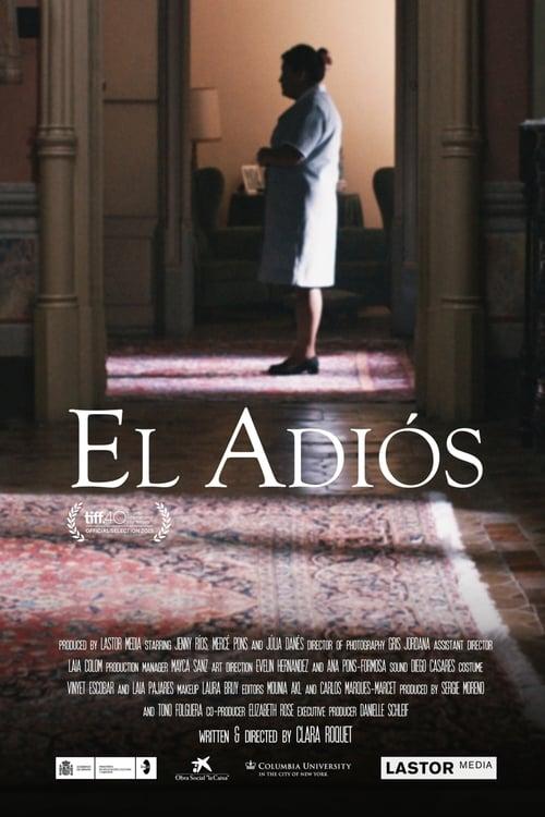 فيلم El adiós باللغة العربية على الإنترنت