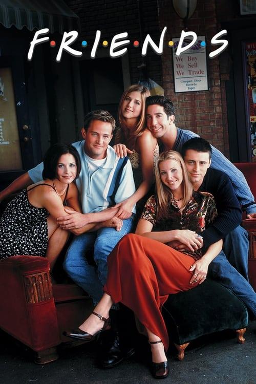 friends - Season 0: Specials - Episode 17: Friends of Friends (Season 4)