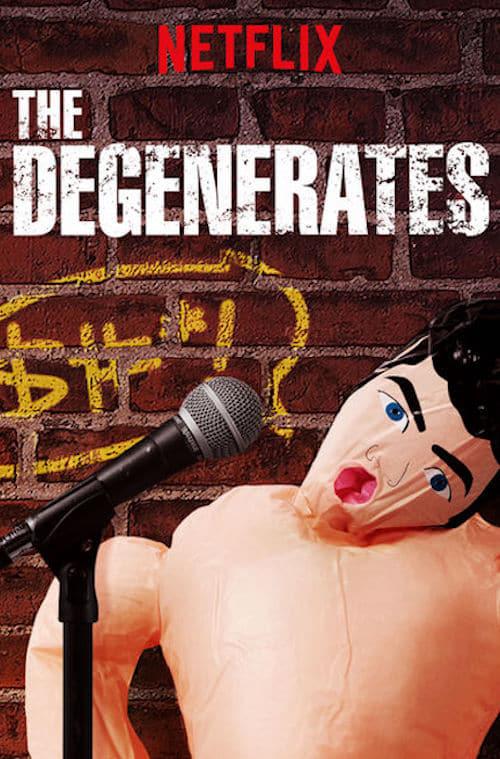 Banner of The Degenerates