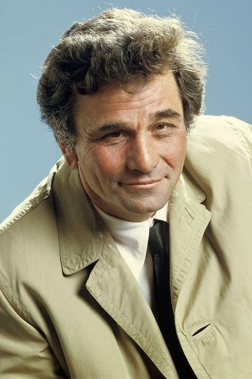 Kép: Peter Falk színész profilképe