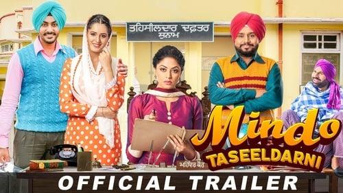 Mindo Taseeldarni (2019) Punjabi Full Movie Watch Online Free Download HD