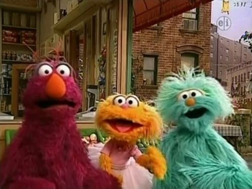 Sesame Street 2007 Bluray 1080p: Season 38 – Episode Rosita, Telly, and Zoe Play House
