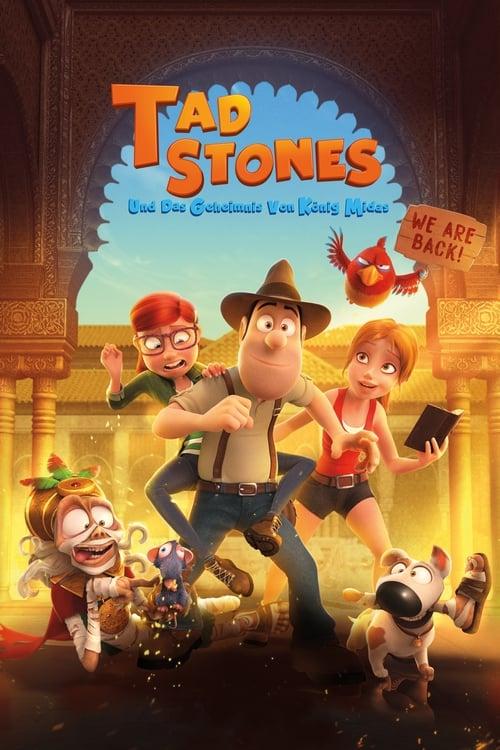Tad Stones und das Geheimnis von König Midas - Animation / 2018 / ab 6 Jahre