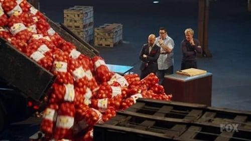 MasterChef: Season 1 – Episode Top 14 Revealed