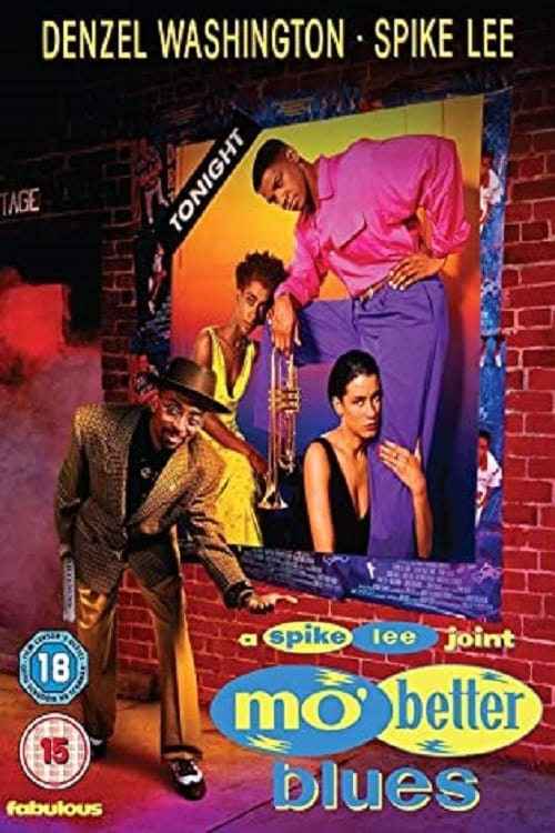 Mo' Better Blues (1990) Poster