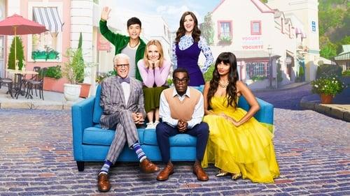 The Good Place Season 3 Episode 3 : The Snowplow