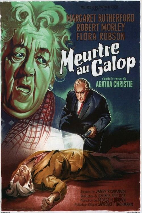 Regarder Meurtre au galop (1963) Streaming HD FR