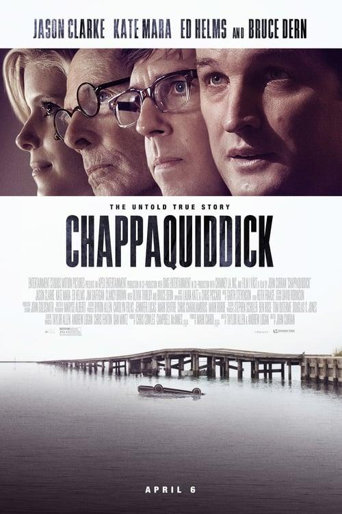 Poster. Chappaquiddick