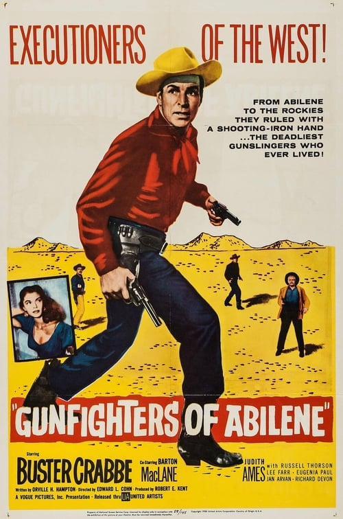 Regarder Le Film Gunfighters of Abilene En Ligne