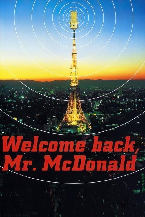 Welcome Back, Mr. McDonald (1997) Poster