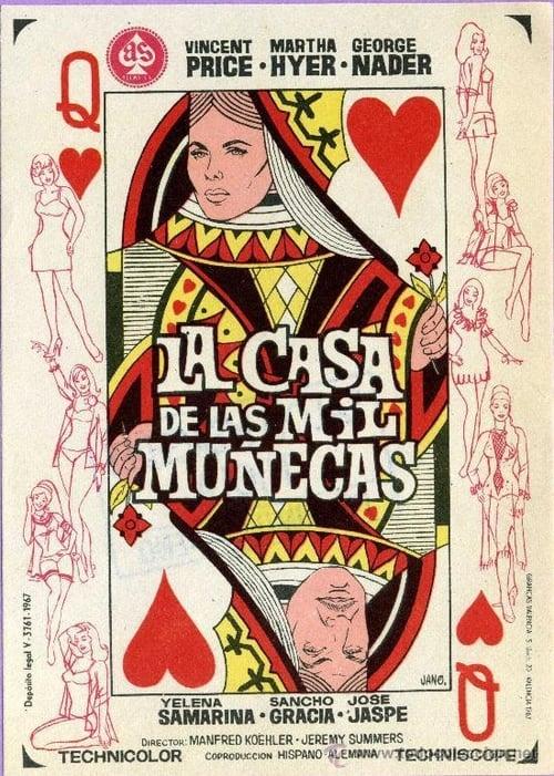 فيلم La casa de las mil muñecas باللغة العربية