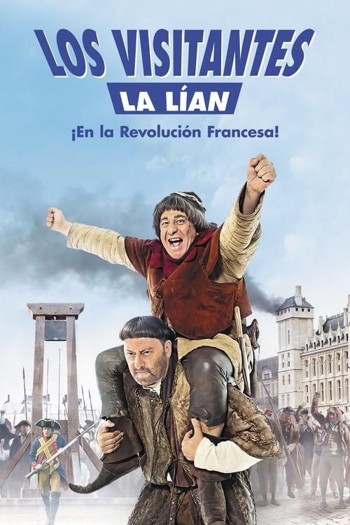 Image Los visitantes la lían (En la Revolución Francesa)