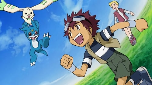 Digimon Adventure 02: Digimon Hurricane Jōriku / Chōzetsu Shinka!!О̄gon no Digimental