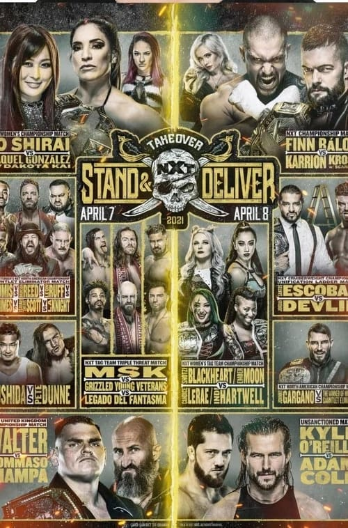 NXT presents Stand and Deliver