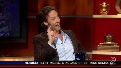 The Colbert Report: Season 7 – Episod David Eagleman