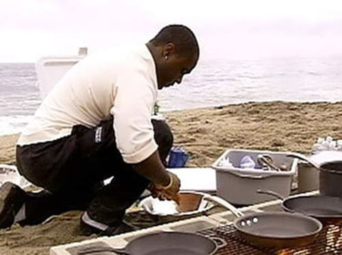 Top Chef: Season 2 – Épisode The Raw and the Cooked
