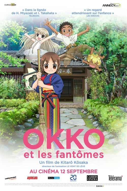 Voir Okko et les Fantômes (2018) Streaming HD FR