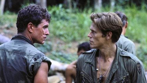 Platoon - The first casualty of war is innocence. - Azwaad Movie Database