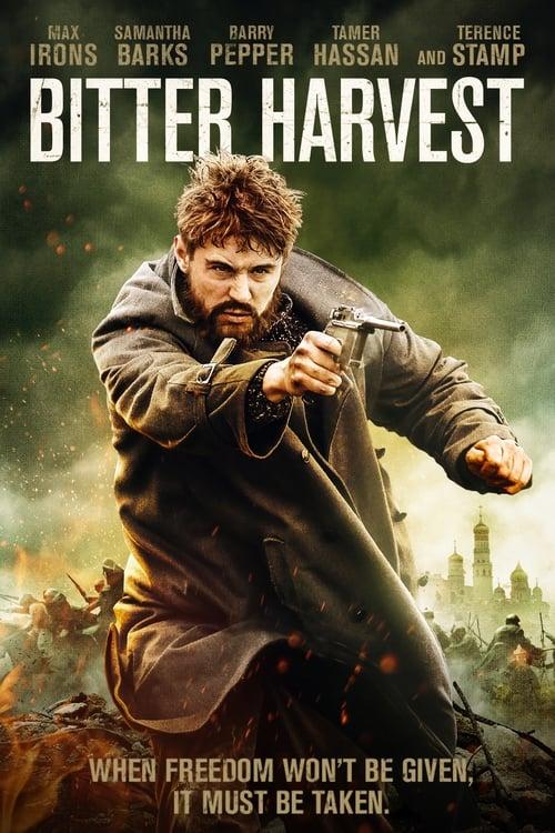 Bitter Harvest (2017) Poster