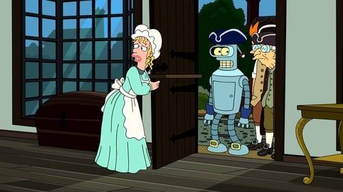 Futurama - Season 6 - Episode 20: All the Presidents' Heads