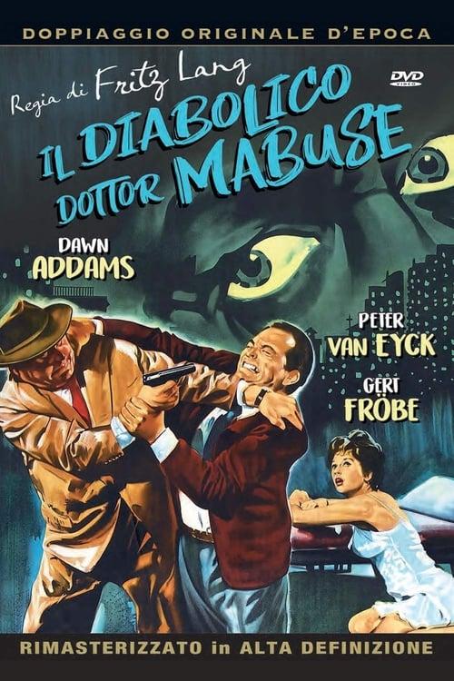 Il diabolico Dr. Mabuse (1960)