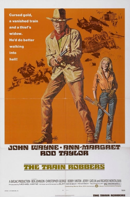 Download The Train Robbers (1973) Full Movie