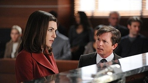 The Good Wife - Season 2 - Episode 6: Poisoned Pill