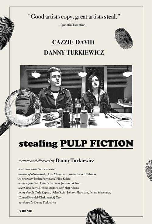 Stealing Pulp Fiction (2020)