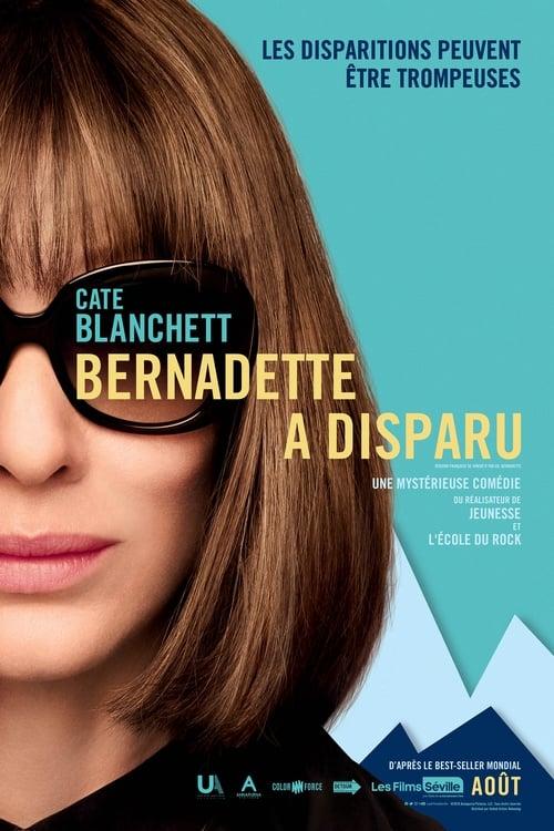 Bernadette a disparu (2019)