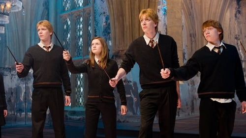 Harry Potter and the Order of the Phoenix (2007) Subtitle Indonesia