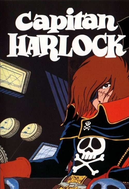 Watch Space Pirate Captain Harlock Online