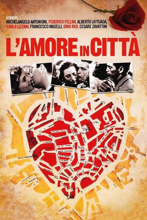 Elokuva L'amore in città Suomeksi