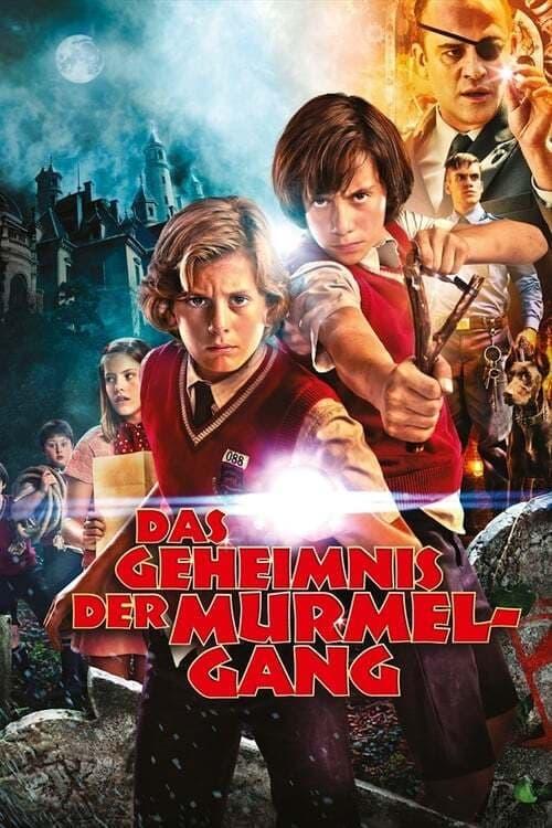 Das Geheimnis der Murmel-Gang - Abenteuer / 2015 / ab 6 Jahre