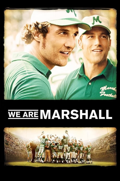 We Are Marshall - Poster