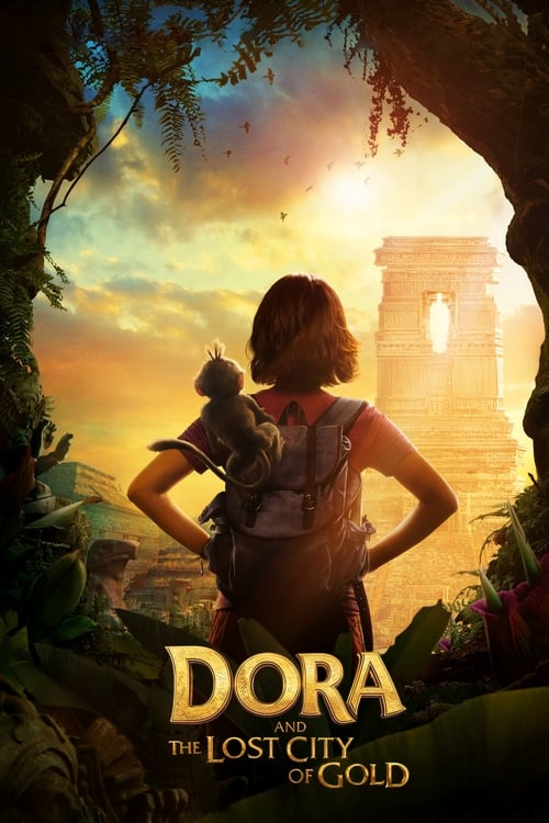 Dora the Explorer and the Lost City of Gold (2019)