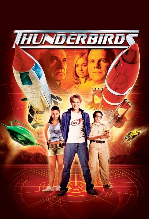 Thunderbirds (2004) Poster