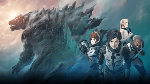 Godzilla: Planet of the Monsters (2017) NF Subtitle Indonesia