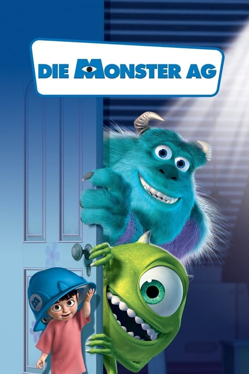 Die Monster AG - Animation / 2002 / ab 6 Jahre