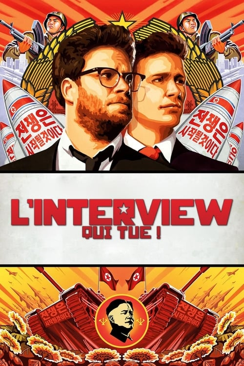 Regarder L'Interview qui tue ! (2014) streaming vf