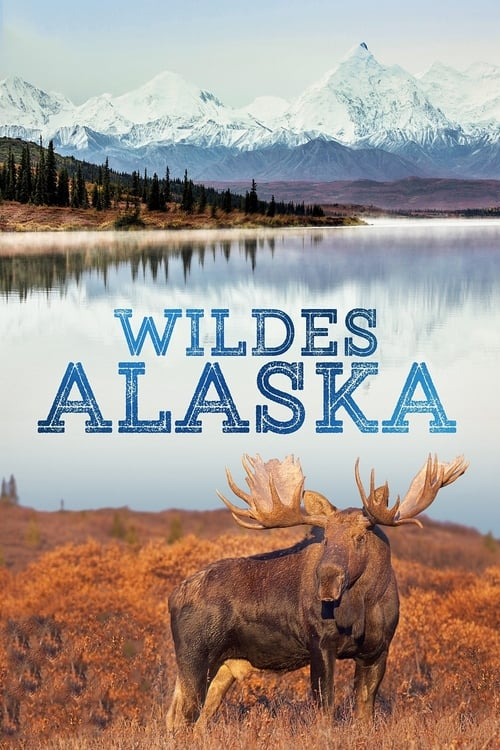 Largescale poster for Wildes Alaska - Eiswelten