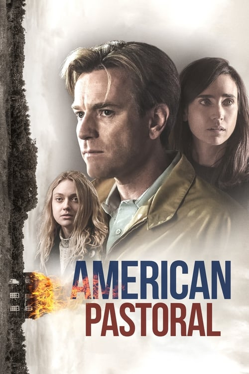 The poster of American Pastoral