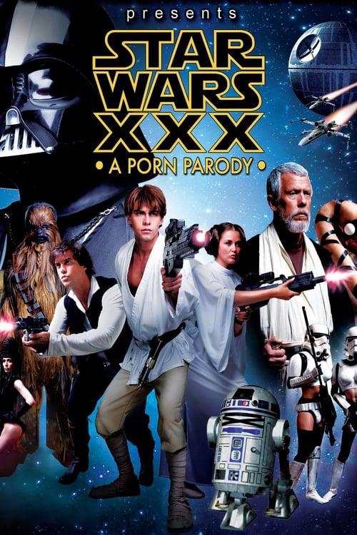 Star Wars A Xxx Parody