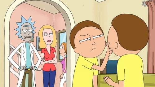 Rick and Morty - Season 5 - Episode 2: Mortyplicity
