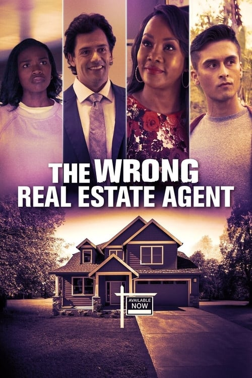 The Wrong Real Estate Agent (2021) Poster