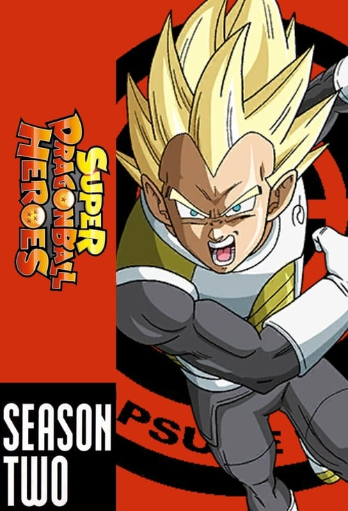Super Dragon Ball Heroes Season 2