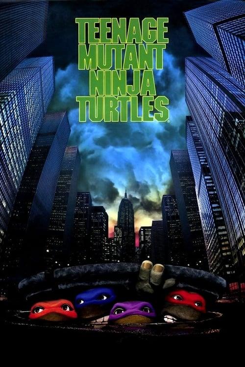 Download Teenage Mutant Ninja Turtles (1990) Full Movie