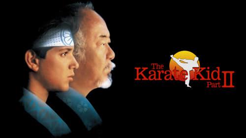 Karatê Kid 2: A Hora da Verdade Continua Dublado ou Legendado