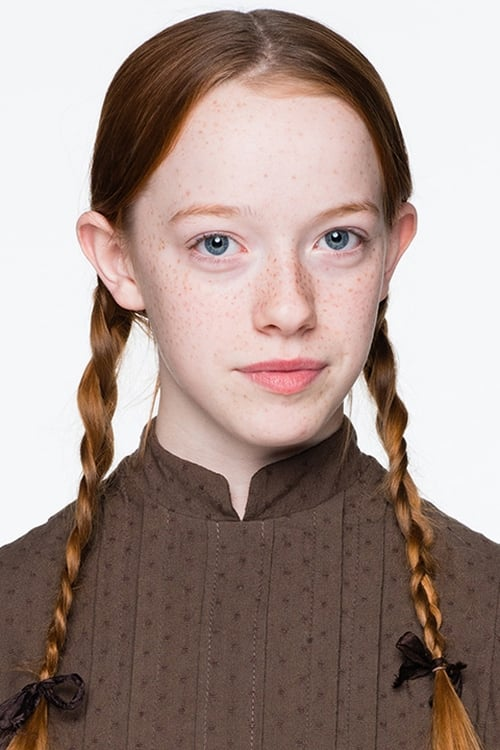 Kép: Amybeth McNulty színész profilképe